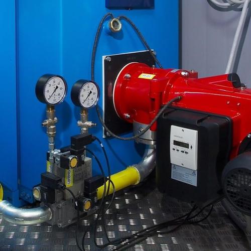 Прилади, що працюють на газоподібному паливі
