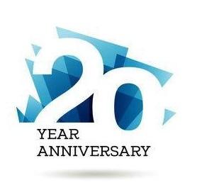 Юбилей компании: 20 лет развития и успеха!